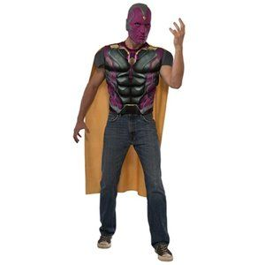 Rubie's Men's Avengers 2 Age of Ultron Vision Cost
